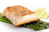 Cooked mahi mahi fillet — Stock Photo