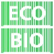 Ecology Barcode - Stock Vector