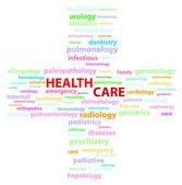 Health Care — Stock Vector