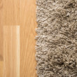 Carpet And Parquet — Stock Photo #20992987