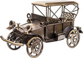 Vintage Metal Car — Stock Photo