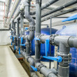 Stock Photo: Pumping Station