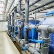 Pumping Station - Stock Photo