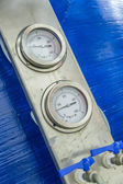 Pressure Gauges — Stock Photo
