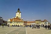 Brasov Town Square — Stock Photo