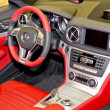 Foto Stock: Car Interior