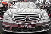 Mercedes S-classe W221 — Stock Photo
