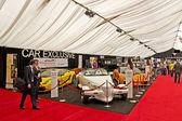 Luxury Cars Auto Show — Stock Photo