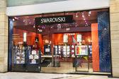 Negozio swarovski — Foto Stock
