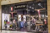 Levi's Store — Stock Photo