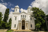 Christian Church Facade — Stock Photo
