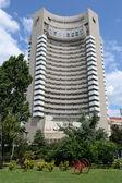 Intercontinental hotel — Zdjęcie stockowe