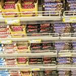 tavolette di cioccolato — Foto Stock