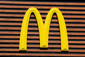 Mc Donald's Logo — Stock Photo