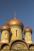 Russian Church — Stockfoto