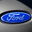 Ford Logo - Stock Photo