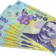 Romanian Cash — Stock Photo