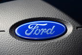 Ford Logo — Stock Photo