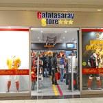 Galatasaray Store — Stock Photo