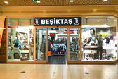 Besiktas Store — Stock Photo