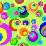 Disco Circles Background — Stock Vector #22611507