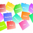 Royalty-Free Stock Vector Image: Thank You