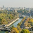 Stock Photo: Bucharest View