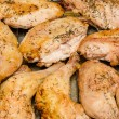 Chicken Stakes — Stock Photo