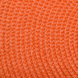 Orange Raffia — Stock Photo
