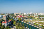Bukarest-ansicht — Stockfoto