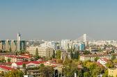 Boekarest weergave — Stockfoto