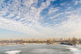 Winter In Bucharest — Stock Photo
