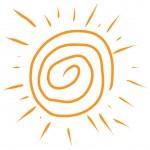 Sun Illustration — Stock Photo #23155942