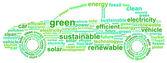 Clean Energy — Stock Vector