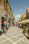 Brasov Medieval Streets — Stock Photo