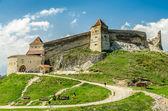 Rasnov Citadel — Stock Photo