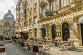 Downtown Bucharest — Stock Photo