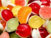 Fruit Jelly Background — Stock Photo