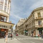 Downtown Bucharest — Stock Photo #25114509