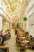Egyptian Cafe In Bucharest — Stock Photo