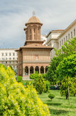 Orthodox Church In Bucharest — Stock Photo
