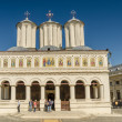 Stock Photo: RomaniPatriarchal Cathedral