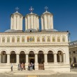 The Romanian Patriarchal Cathedral — Stock Photo