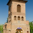 The Romanian Patriarchal Cathedral Belfry — Stock Photo