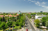 Bucharest View — Stock Photo
