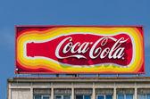 кока-кола — Стоковое фото