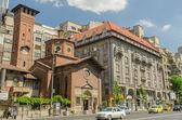La iglesia italiana del santísimo redentor — Foto de Stock