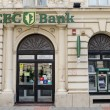 Stock Photo: cec bank agency