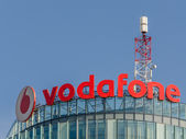 Vodafone Building — Stock Photo