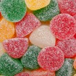 Sweet Jellies Background — Stock Photo